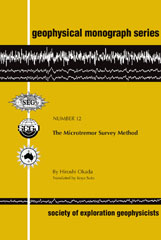 The Microtremor Survey Method