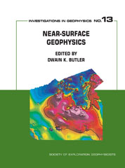 Near Surface Geophyisics